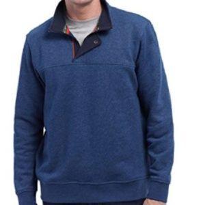 XL Orvis 1/4 Zip Signature Pullover Sweatshirt